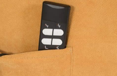 Telecomando per poltrona elttrica